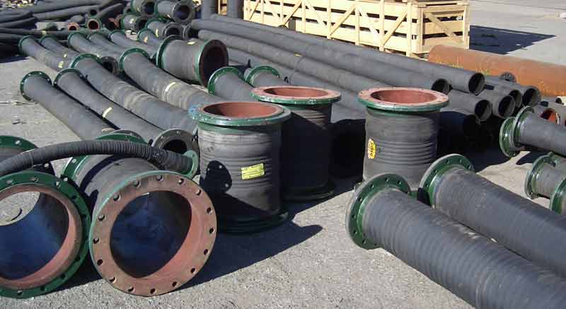 Pulp and Slurry Hoses