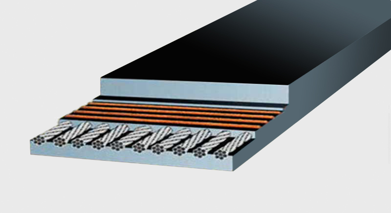 Steel Cord Reinforced Conveyor Belts